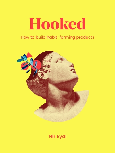 Book cover - Hooked